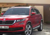 Чешские автолюбители покупают Kodiaq охотнее, чем Tiguan