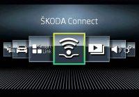 Scoda Connect — новшество для Kodiaq