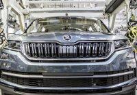Новый Skoda Kodiak для компании стал миллионным автомобилем в этом году