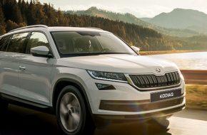 В Skoda Kodiaq с Volkswagen Tiguan – откровения чешского блогера